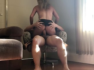 Lets have great anal sex whith my wife, this is real life!!!